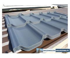 Blachodachówka modułowa - lekkie, estetytczne, solidne wykończenie dachowe